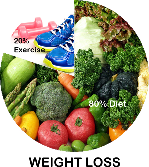Diets that work focuses on nutrition first!