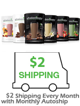 buy Shakeology with monthly autoship